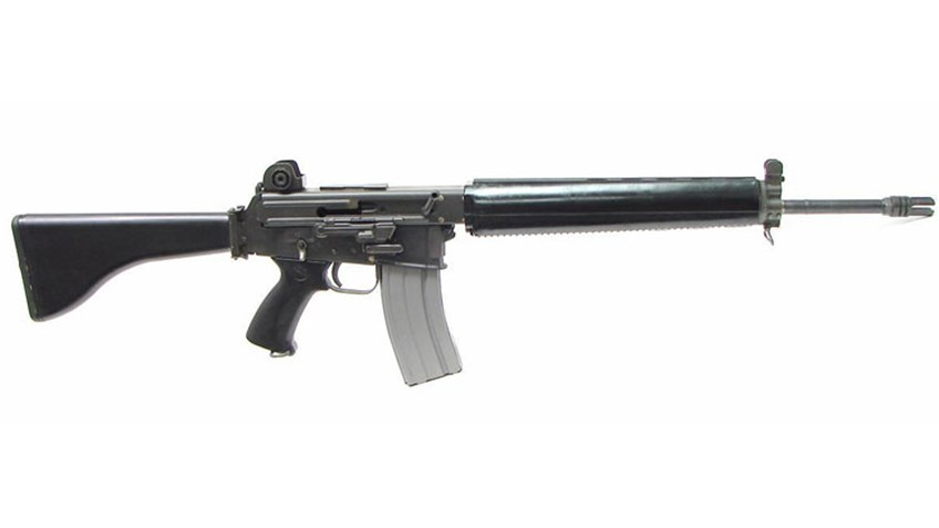 Image of an Armalite AR-18