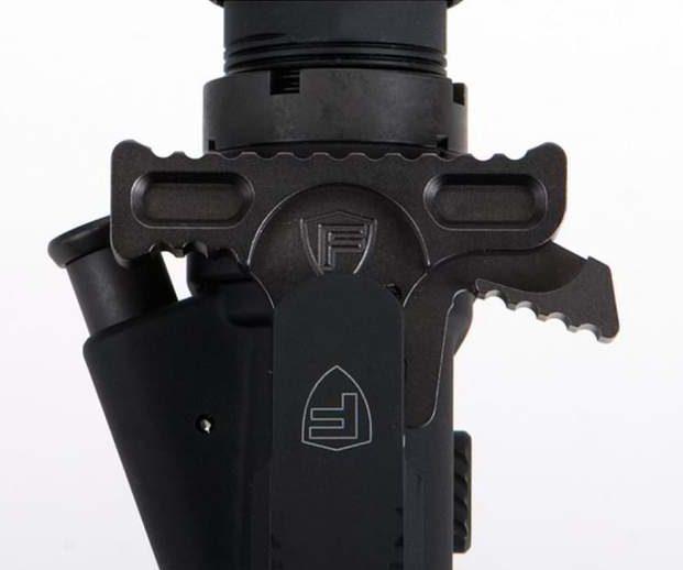 Fortis Hammer 556 Charging Handle - Black - MSRP - $69.95
