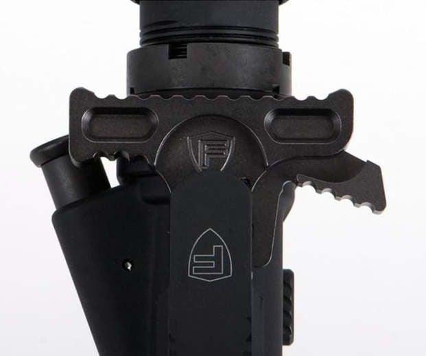 Fortis Hammer 556 Charging Handle - Black - MSRP - $69.95  best AR-15 charging handles
