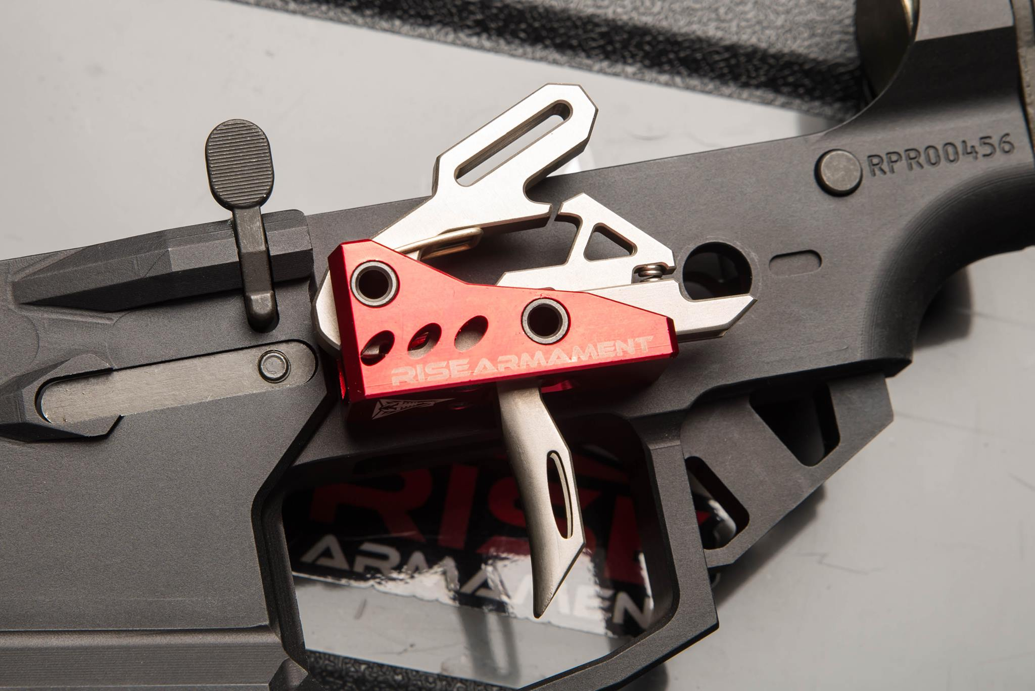 Rise Armament RA-535 Advanced Performance Trigger - MSRP $259.95