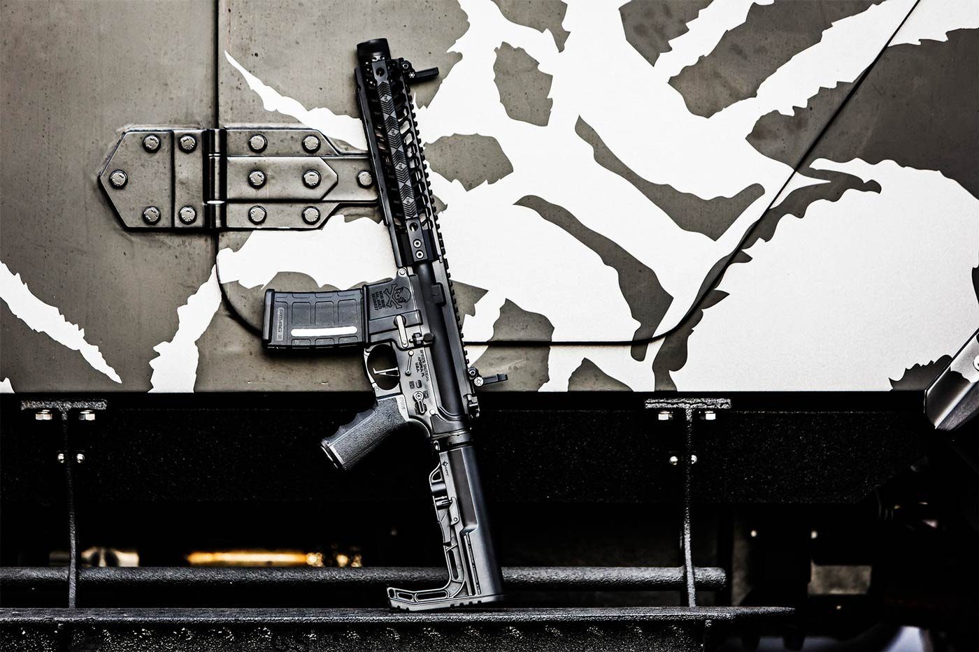 Spike's Tactical SBR