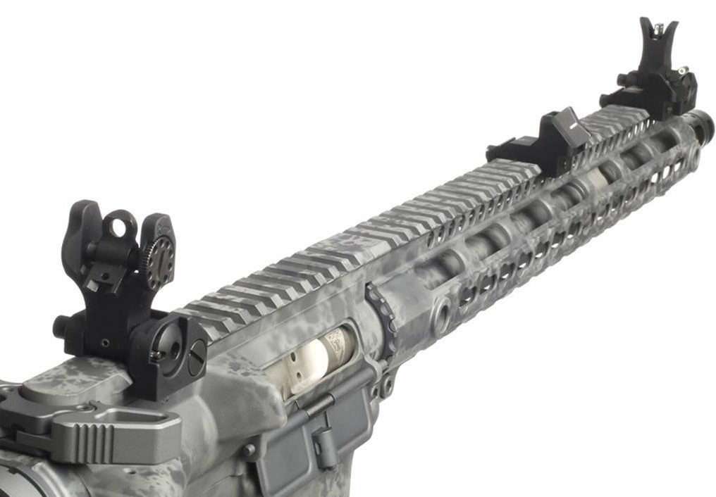Best Back Up Iron Sights (BUIS) Options For your AR - AR