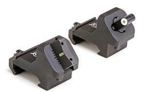 XTI DXW Standard Dot Best Back Up Iron Sights