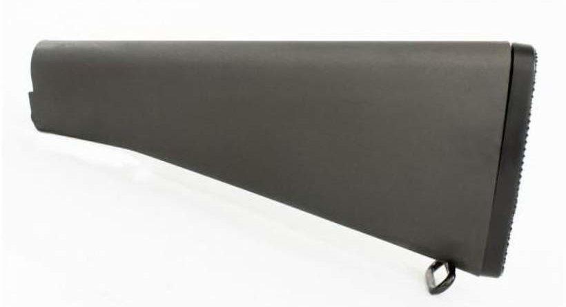 Aero Precision A2 Fixed Stock- Black - MSRP - $49.99