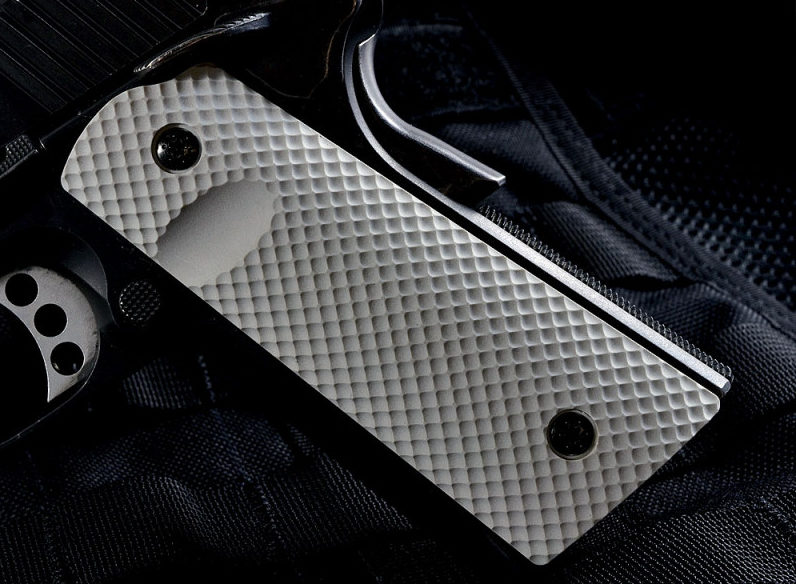 Strike Industries 1911 PX™-09 Standard Size - BMC (Golf Ball Dimple Pattern) - MSRP - $29.95