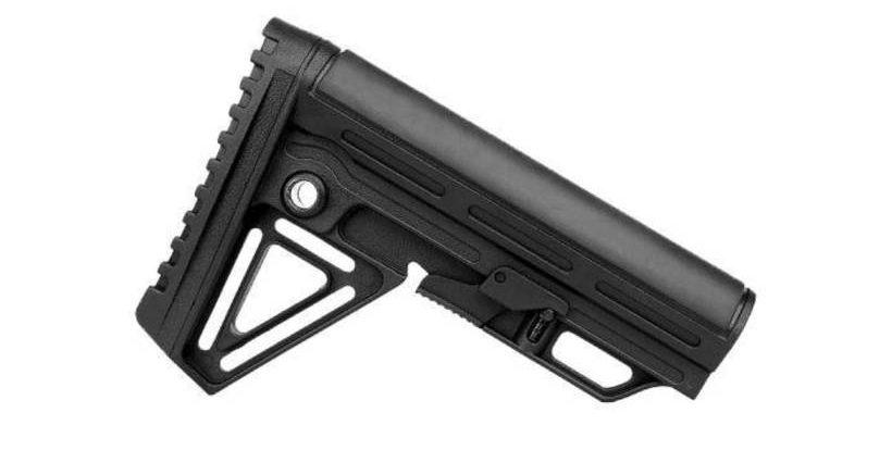 Trinity Force Alpha Stock - Black - MSRP - $19.95