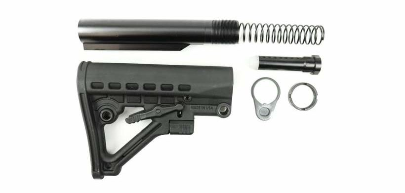 Trinity Force Omega Mil-Spec Stock and Buffer Kit - MSRP - $47.95