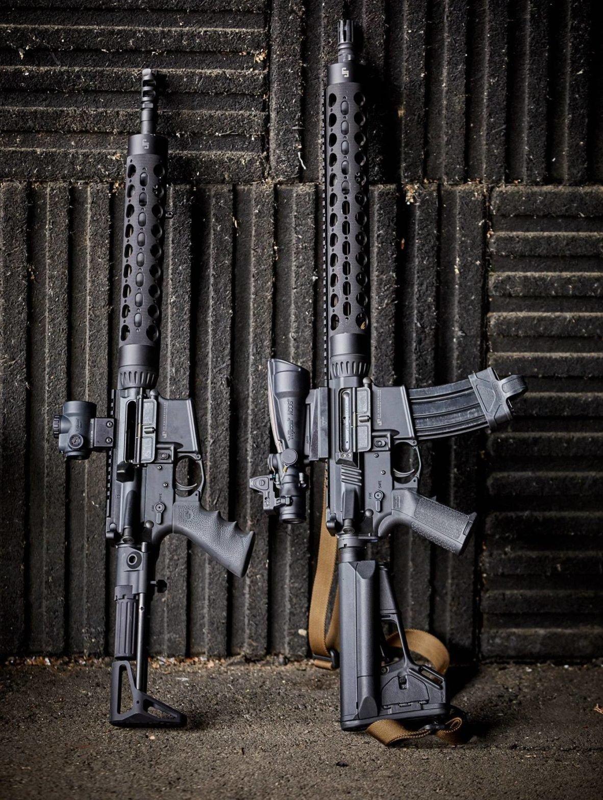 John Paul talks to ARBuildJunkies about the best AR-15 Upgrades.