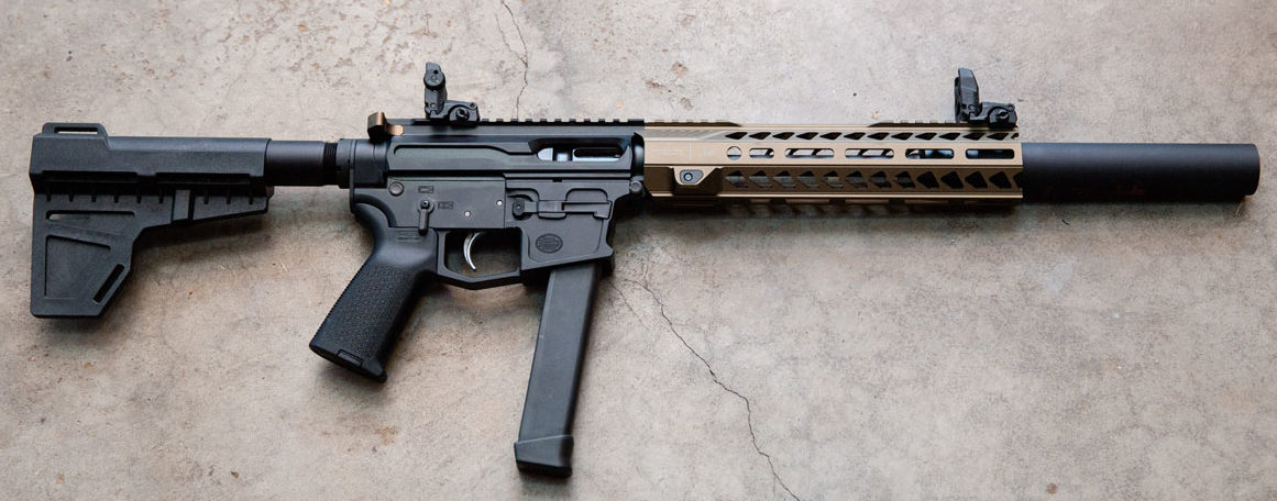 9mm AR Carbine Build (Glock magazine compatible) - AR Build Junkie
