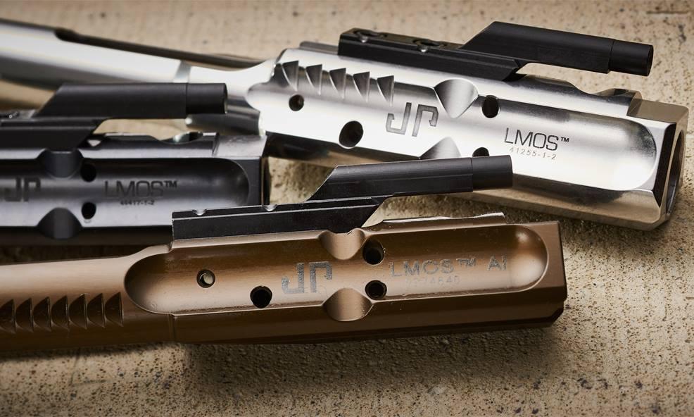 JP Low Mass Bolt Carriers. John Paul talks to ARBuildJunkies about the best AR-15 Upgrades