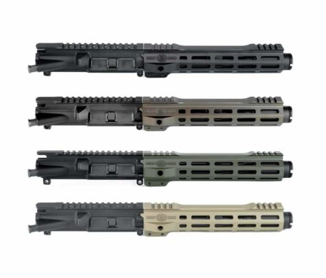 Dirty Bird 7.5″ Pistol 556 M-LOK Complete Upper from $340.95 (Free S/H over $50)