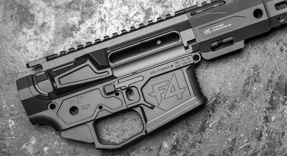 F4 Defense - AR Rifle and Part Manufacturer - AR Build Junkie