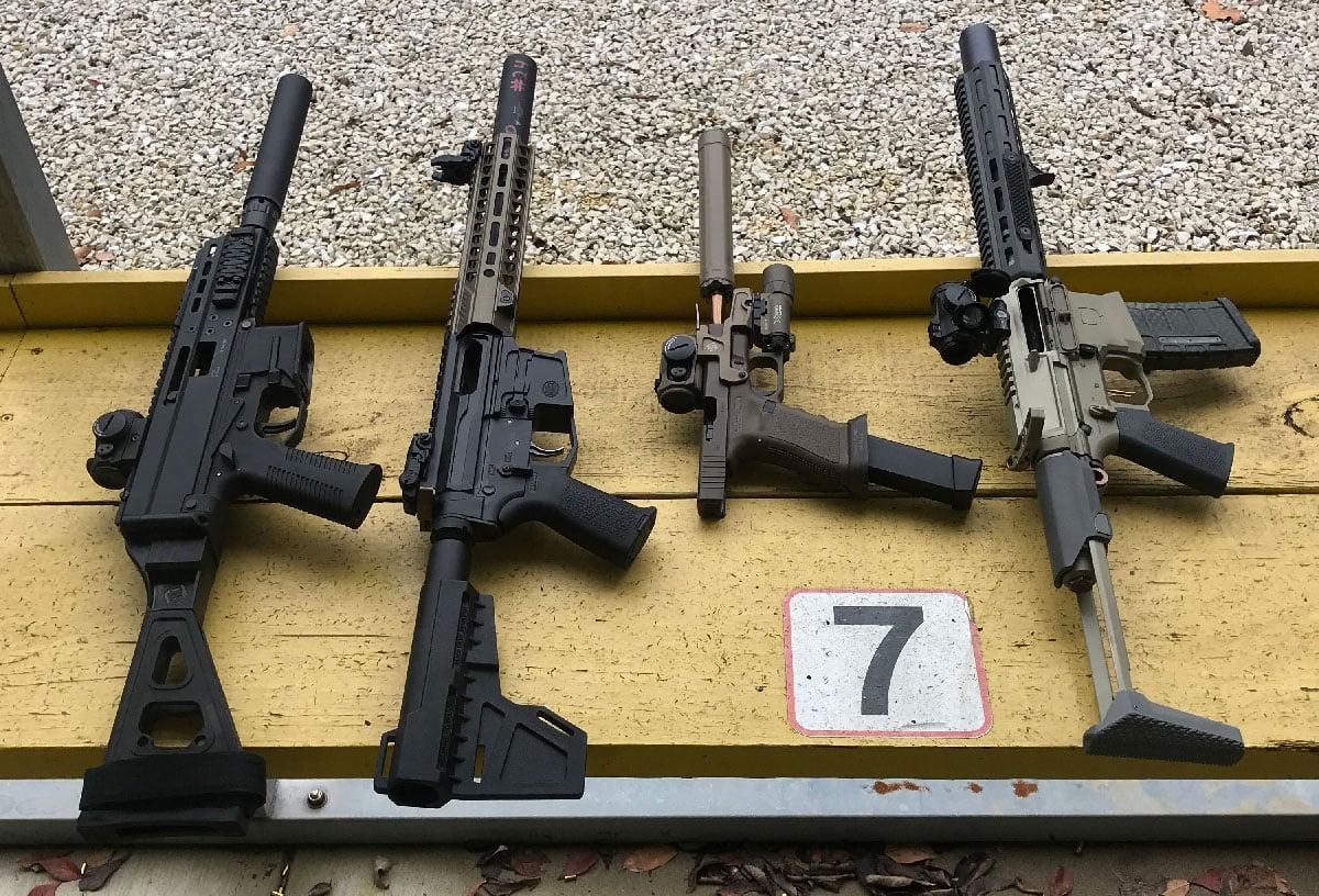 9mm AR Carbine Build (Glock magazine compatible)