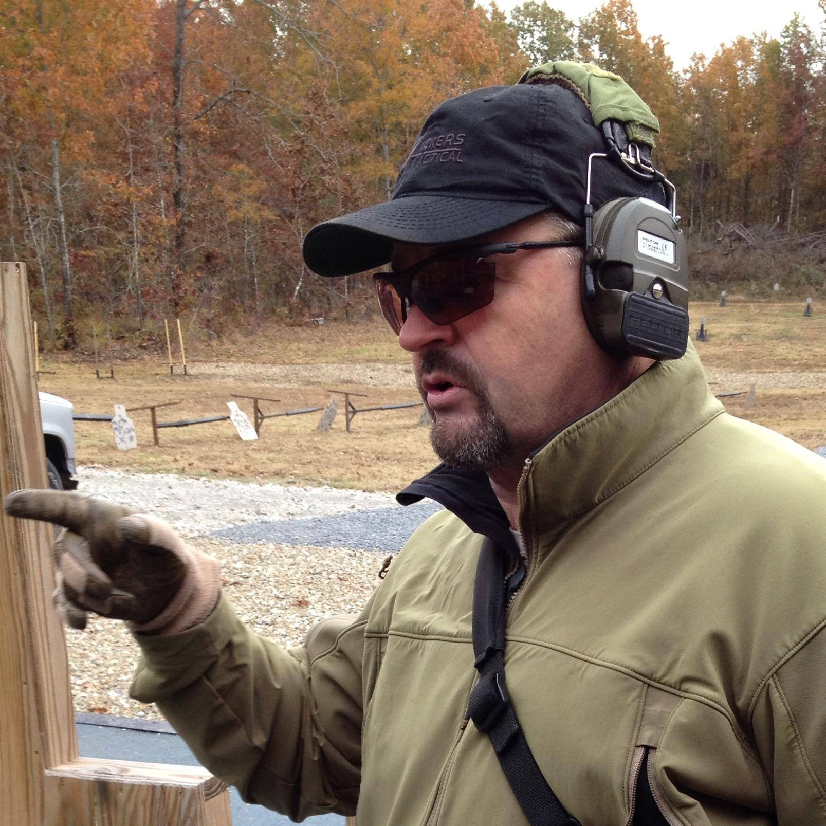 Larry Vickers has been an in-demand instructor for over 15 years. Visit Vickers Tactical for a list of upcoming training dates.
