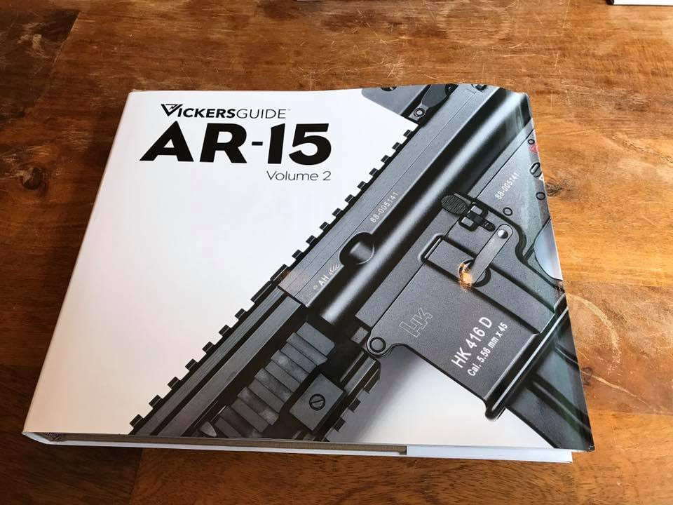 Interview with Larry Vickers - Building ARs for Training