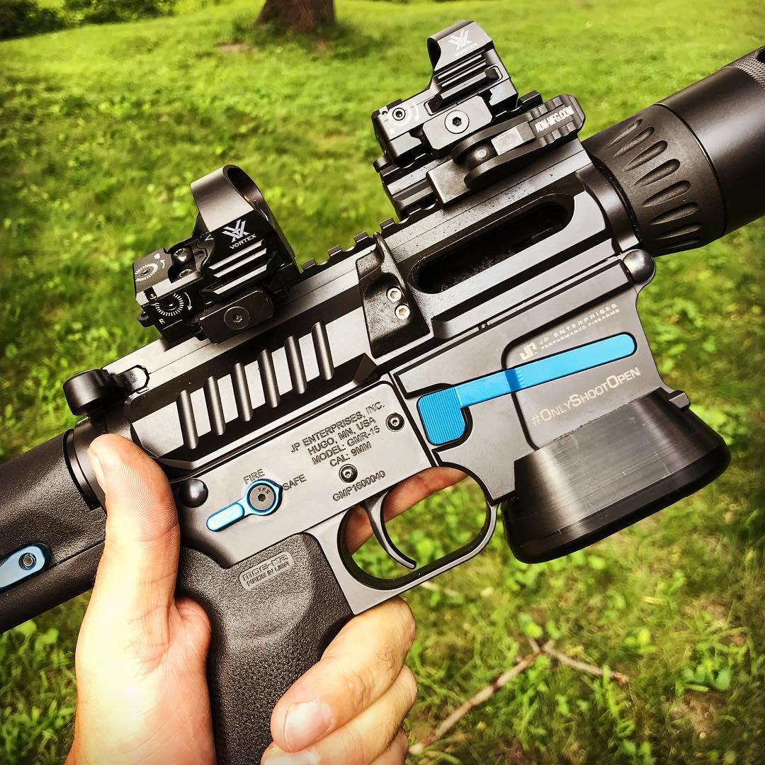 9mm PCC Josh Froelich