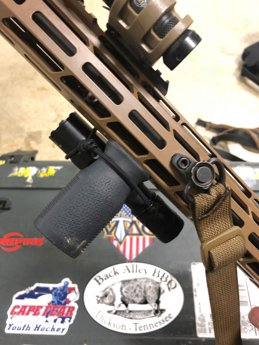 Weapons Light for Your AR-15