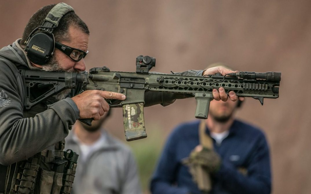 """Chris Costa Reflects on """"The Art of the Tactical Carbine"""""""