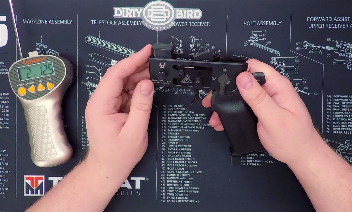 RISE Armament RA-140 Trigger Review