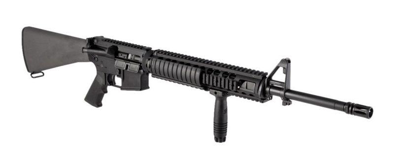 Aero Precision M16a4 Rifle 556x45 Nato 20 Ar Build Junkie