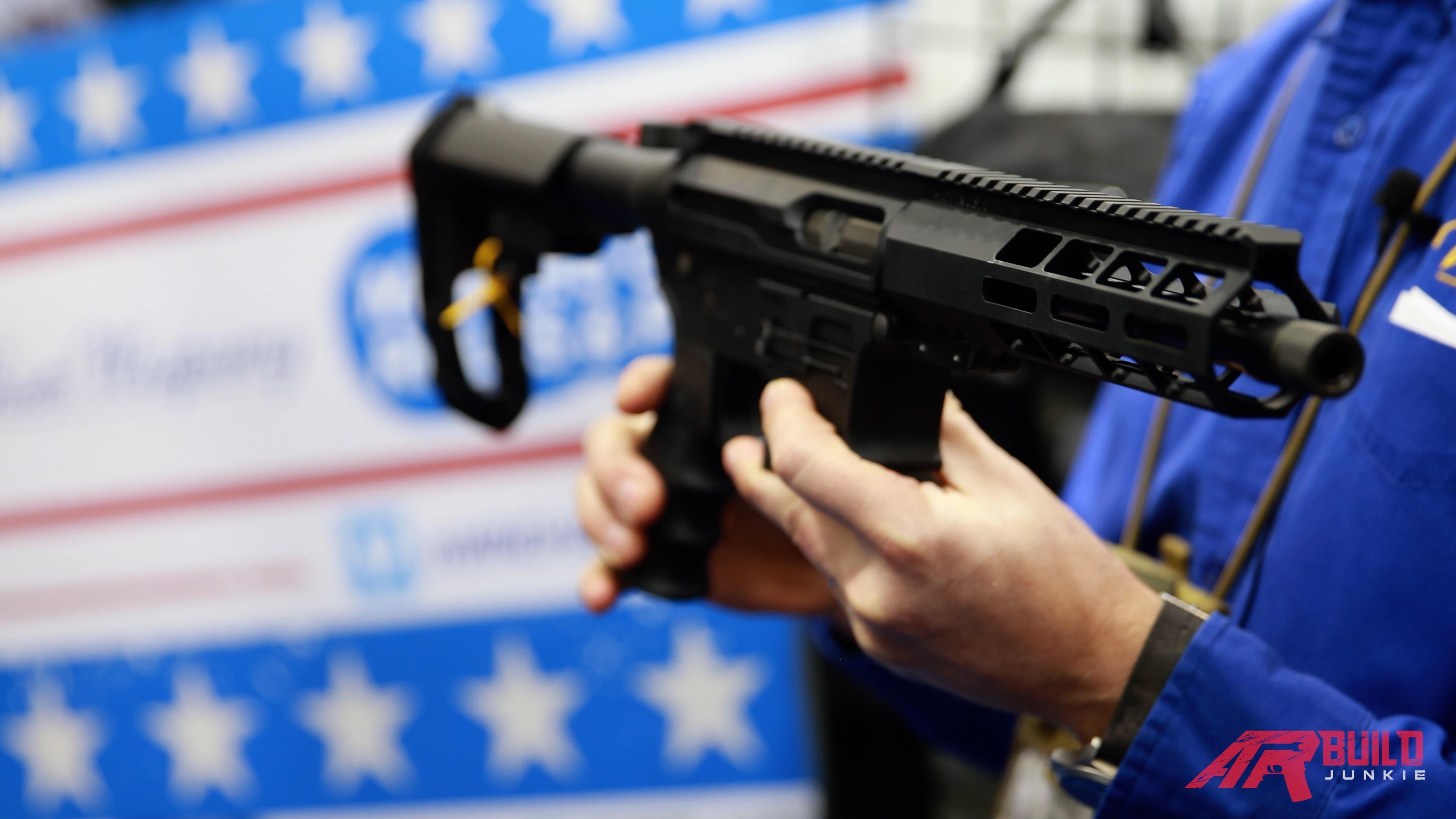 Windham Weaponry 9mm  Pistol – SHOT Show 2019