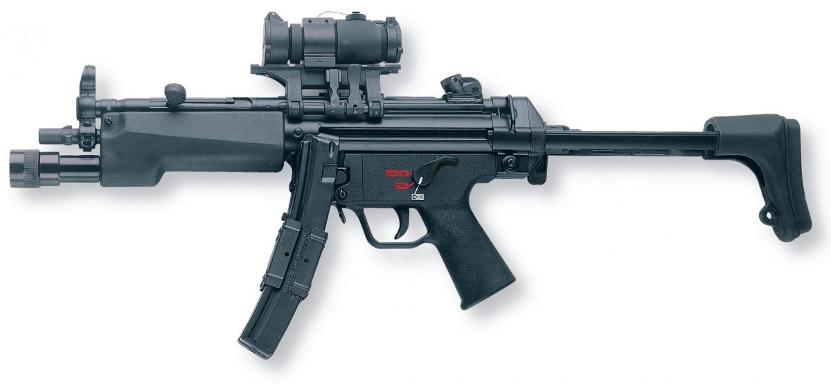 mp5 Bill Blowers