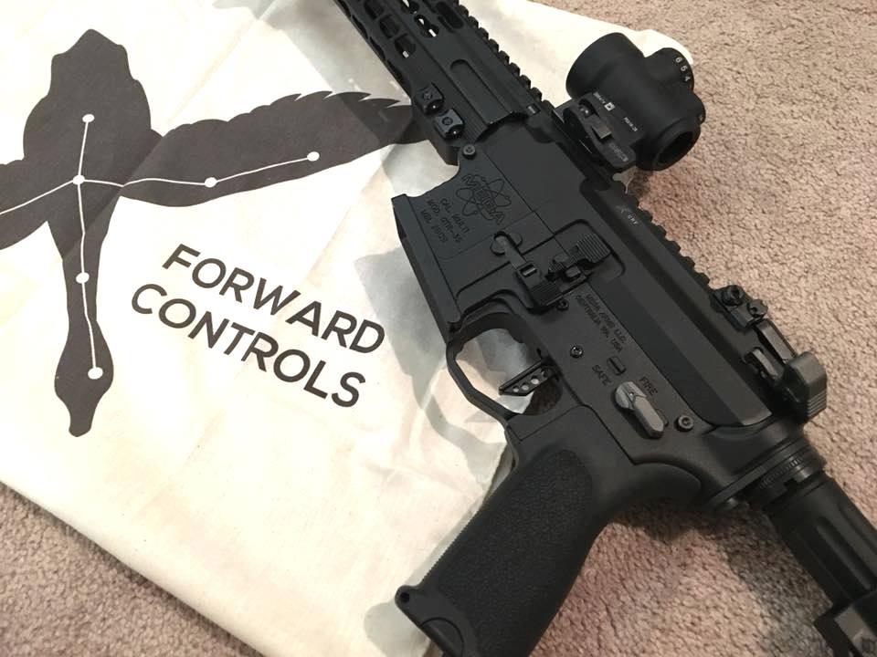 Forward Controls Design
