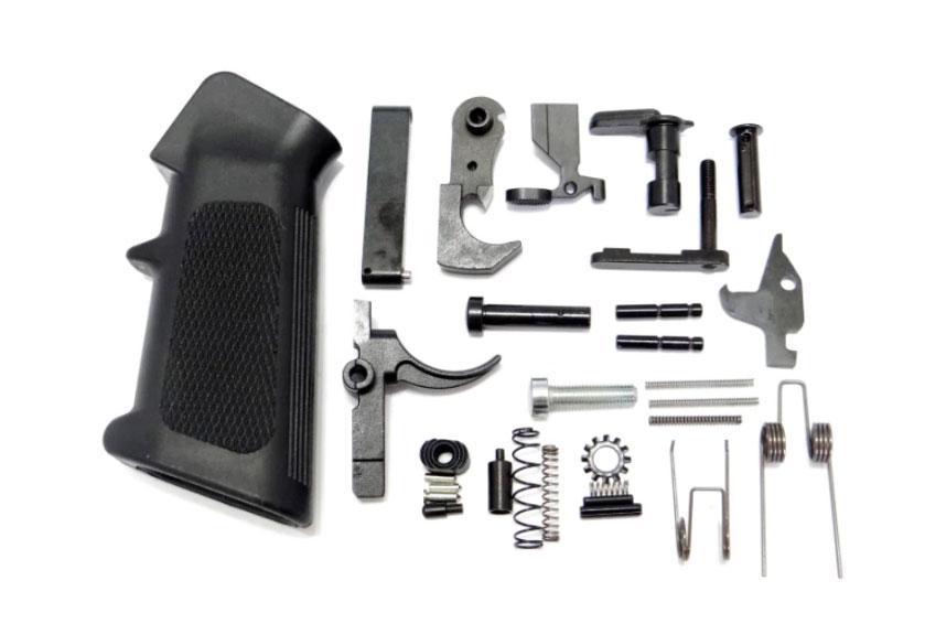 Black Rifle Depot OEM AR-15 Lower Parts Kit