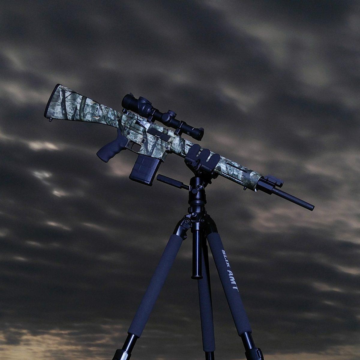 Tactical Hog Eradication on 6.5 Grendel