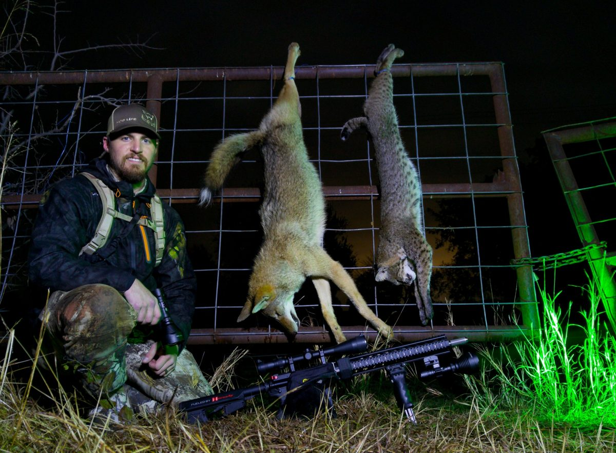 Tactical Hog Eradication on 6.5 Grendel