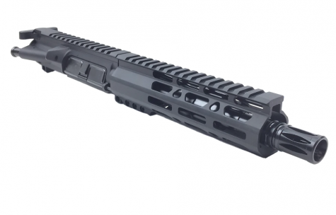 7.5″ 5.56 NATO Pistol Upper Assembly