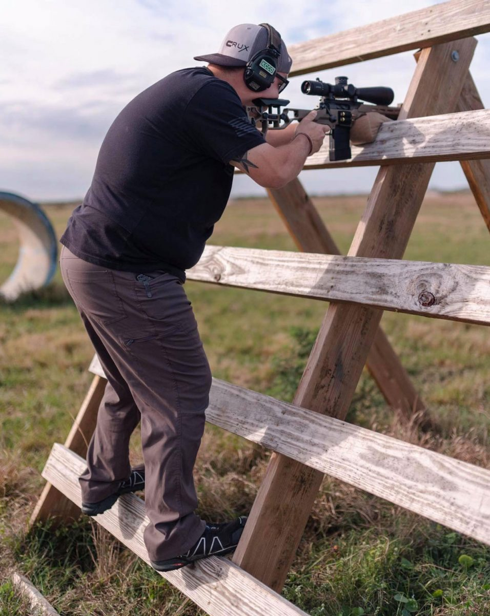 precision rifle shooting adam pini