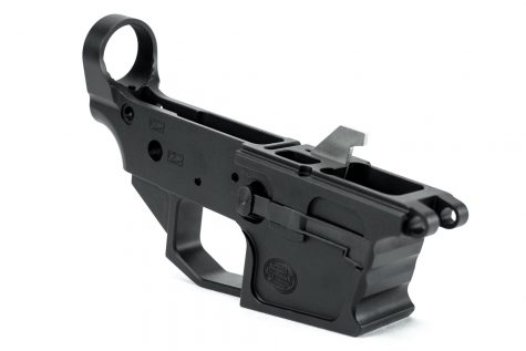 Dirty Bird DB9 9mm Billet Lower Receiver (BLEM) – Glock Mag Compatible