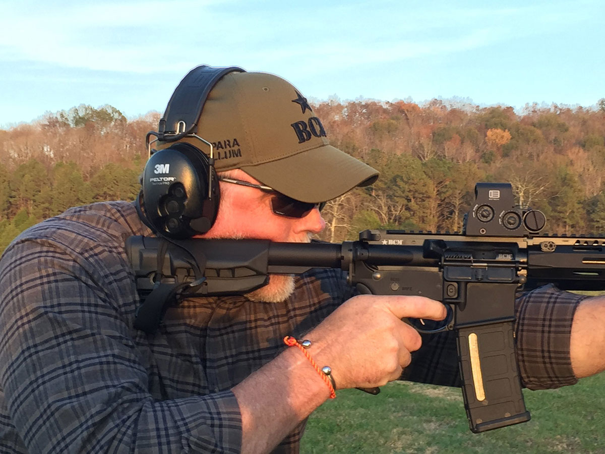 Gun Training – AR-15 Basics with Mike Green of Green Ops