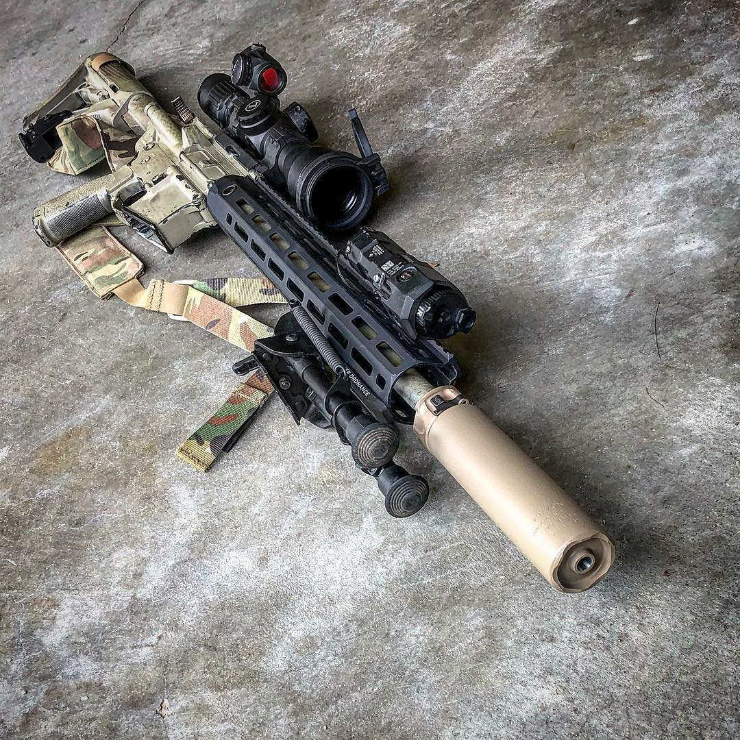 special purpose rifle