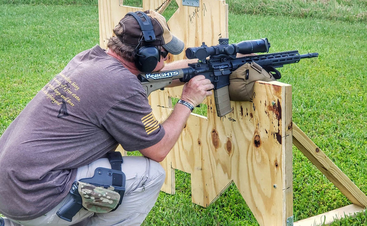 Quantified Performance - Shooters Setting Standards