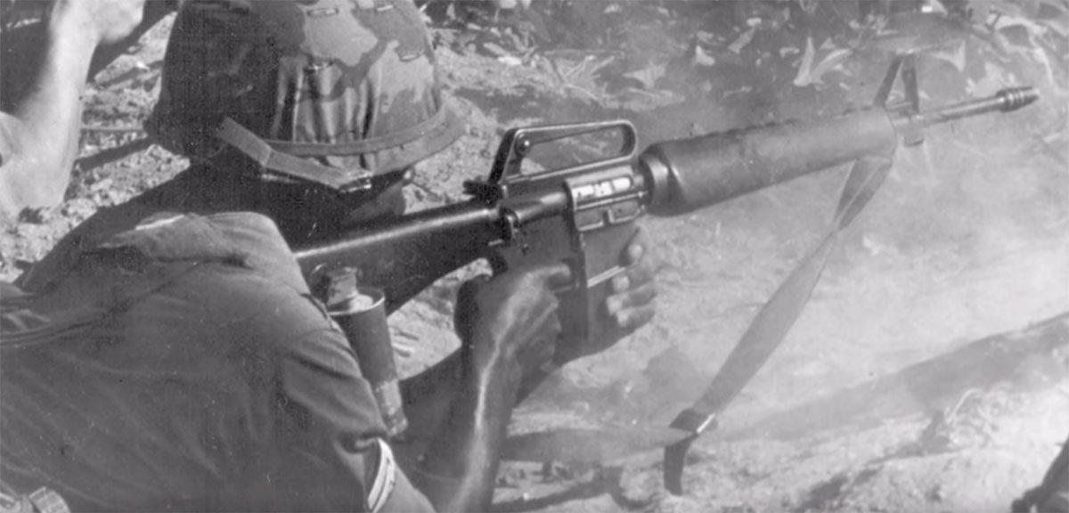 M16 in Vietnam
