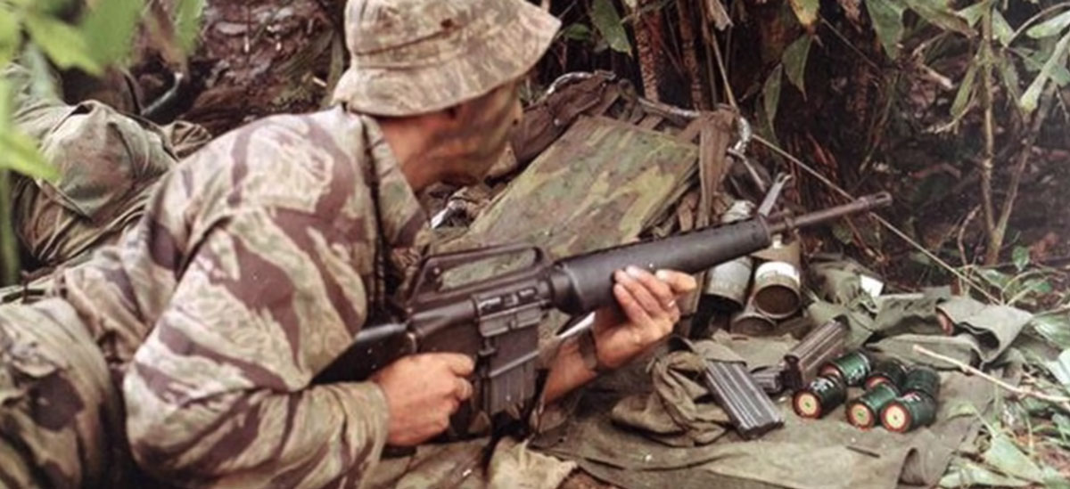 M16 in Vietnam – An Interview with Chris Bartocci