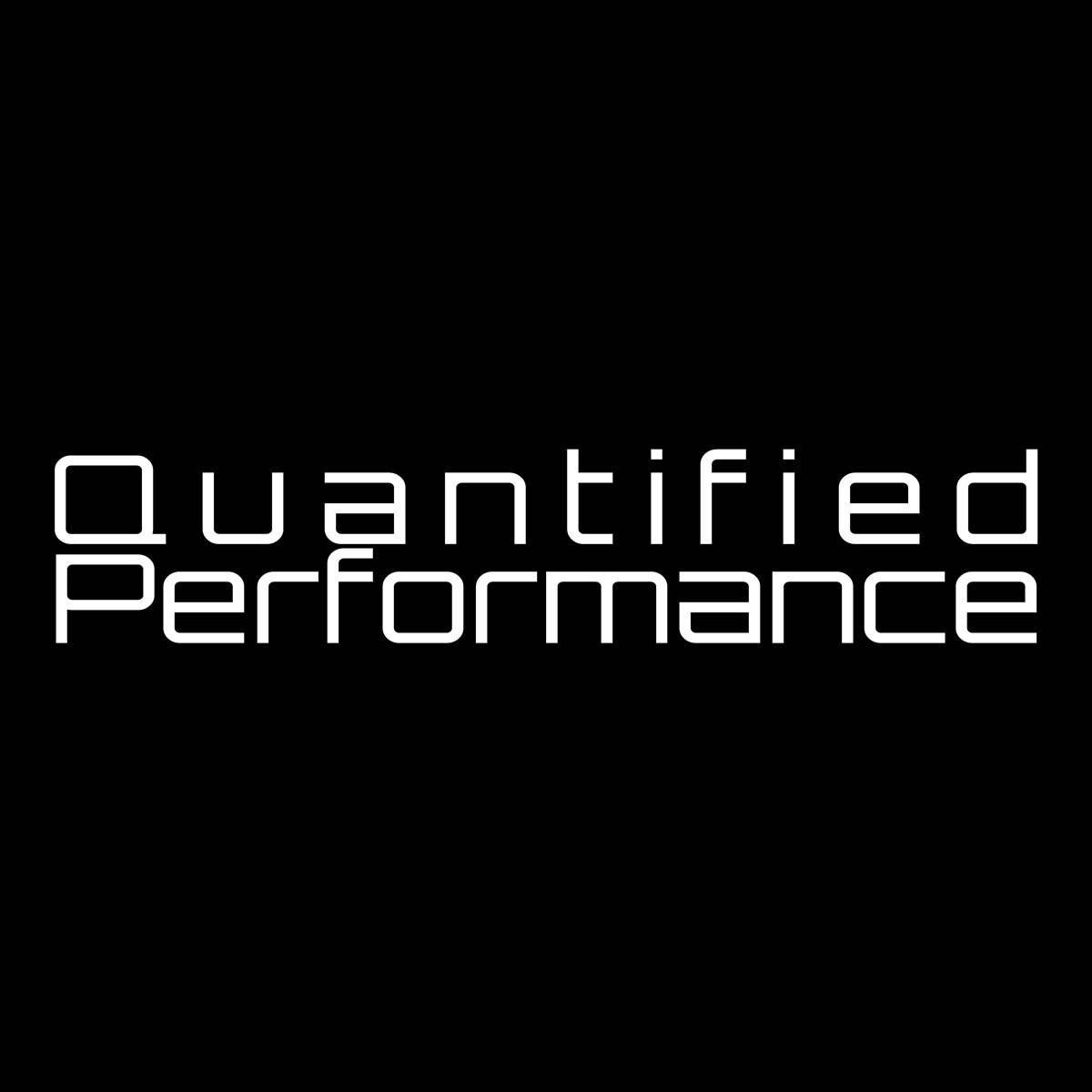 quantified performance