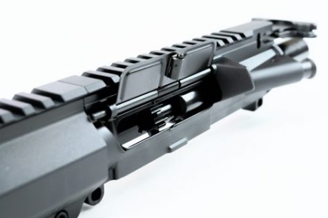 NBS 16″ 5.56 Left-Handed Complete Upper