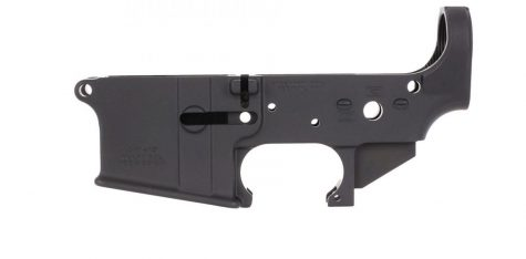Anderson Stripped Lower Receiver – No Logo