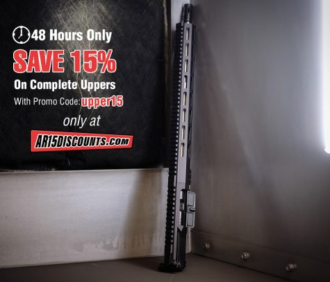15% Off Complete Uppers