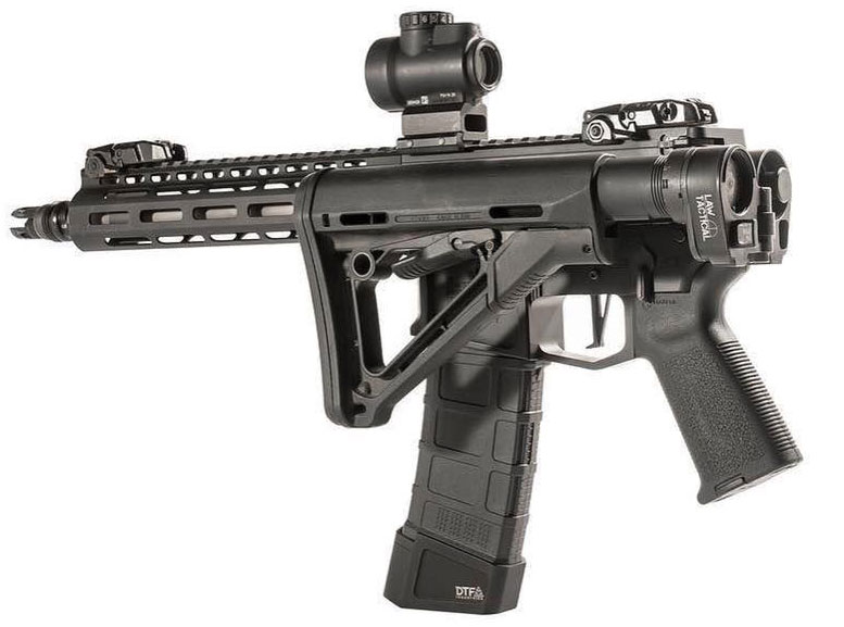 Law Tactical - The Story of the AR Folding Stock Adapter