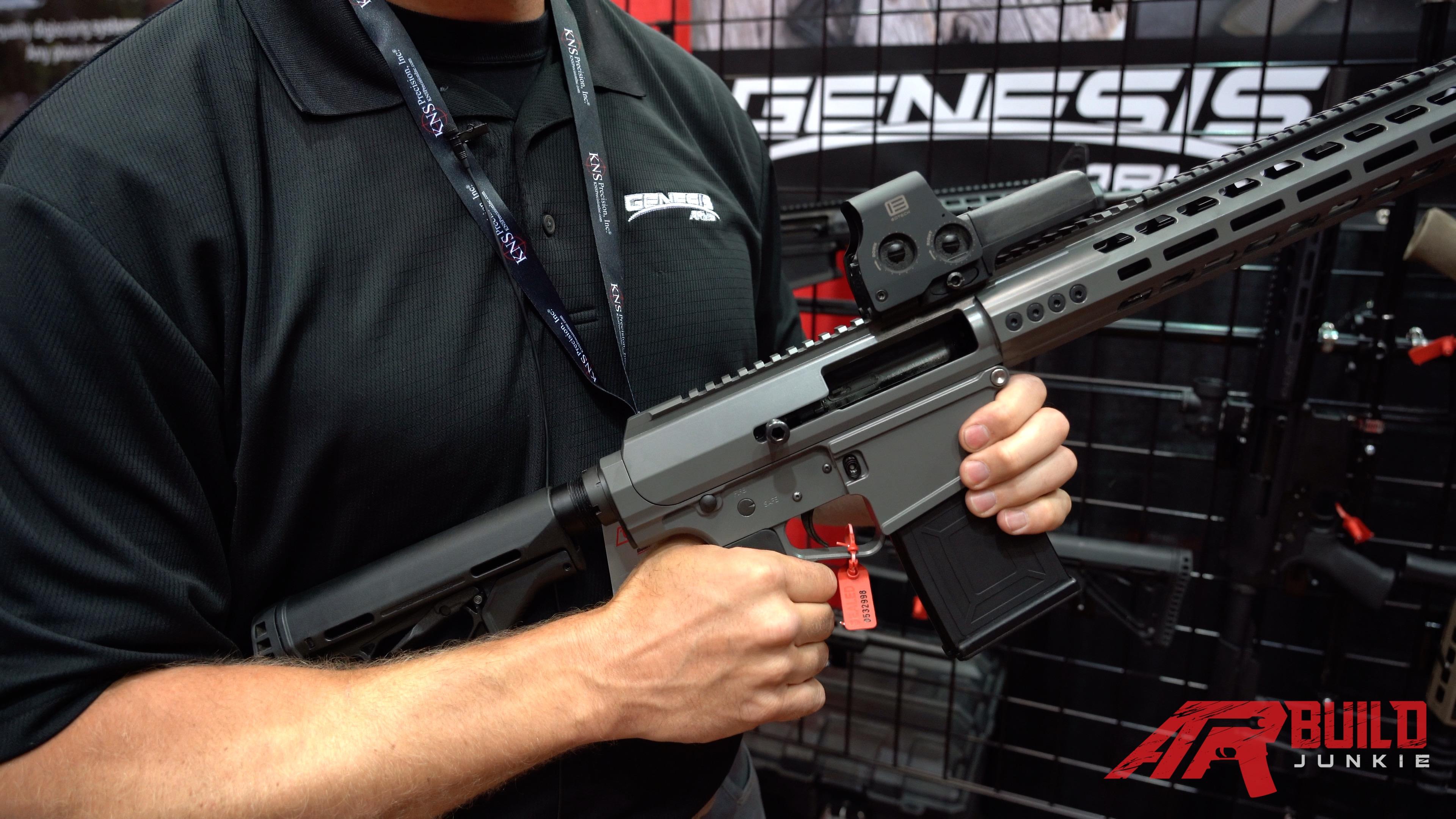 Triggrcon 2019 - Genesis Arms 12-Gauge AR-10 & More