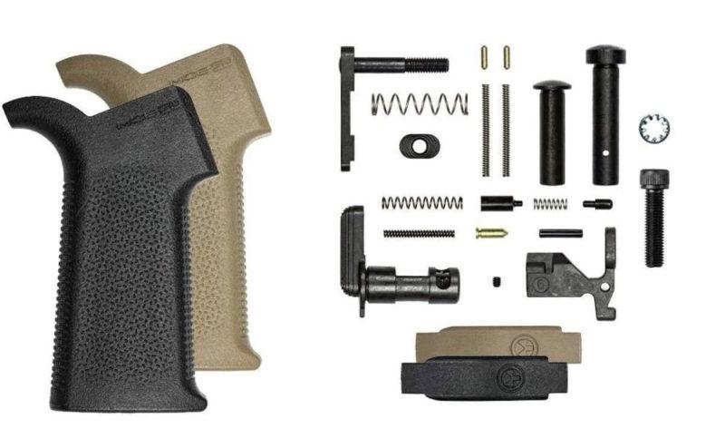 Ar15 Lower Build Kit