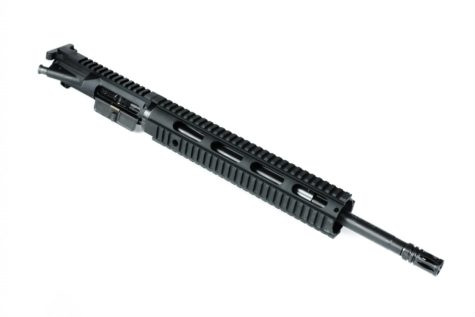 NBS 16″ 5.56 SOCOM Quad Rail Upper