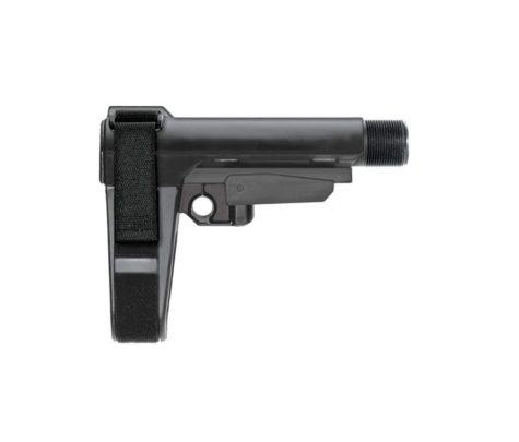 SB Tactical SBA3 Pistol Stabilizing Brace – AR – Black