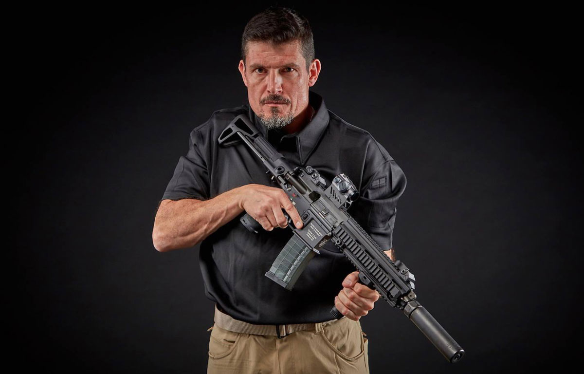 "Kris ""Tanto"" Paronto - On ARs, 13 Hours & 300 Blackout"