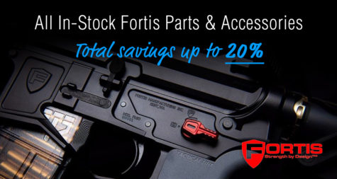 AR15Discounts.com Labor Day Sale – Fortis