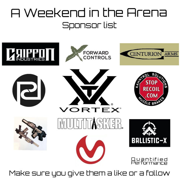A Weekend in the Arena